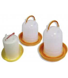 abreuvoirs plastiques pour volaille adulte et jeune