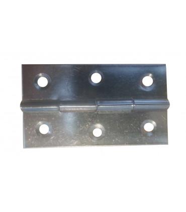 Charnières acier galvanisé