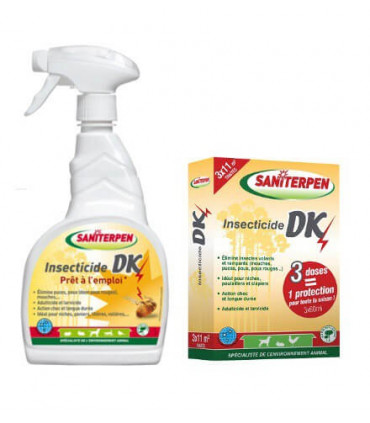 Insecticide DK