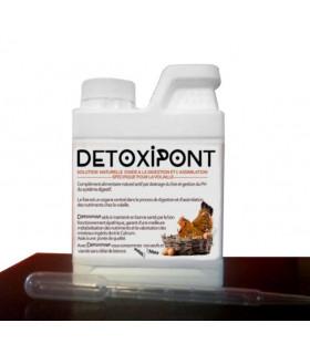 DetoxiPont,drainage hepatique de la volaille et du gibier.