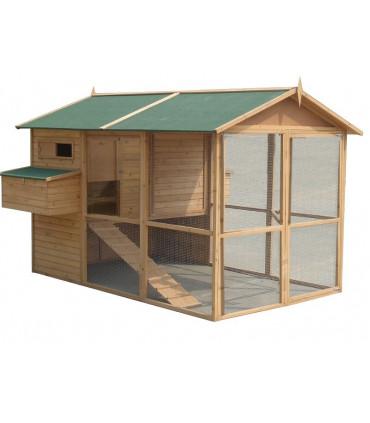 Chick'en Home XXL /Vert