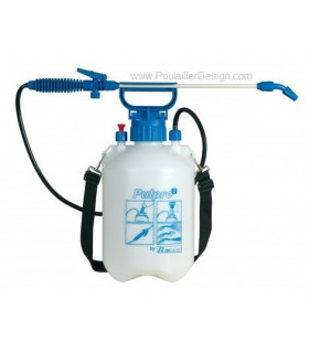 Pulverisateur pour le poulailler, traitements anti-pou et désinfections
