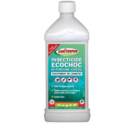 saniterpen insecticide eco-choc