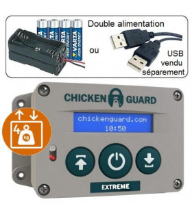 ChickenGuard EXTREME portier 4KG