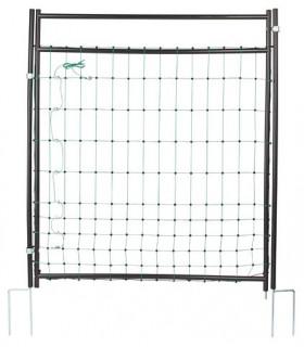 Porte pour enclos mobile