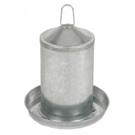 Abreuvoirs galva pour volailles 5 et 9 litres