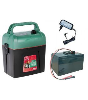 ELECTRIFICATEUR AKO B290 avec batterie gel