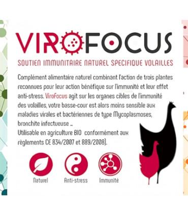 complémente les poules pour une bonne immunité face aux maladies des volailles.