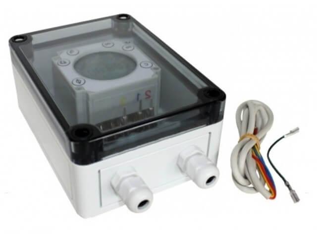 programmateur pour portier automatique de poulailler. Black Bedroom Furniture Sets. Home Design Ideas