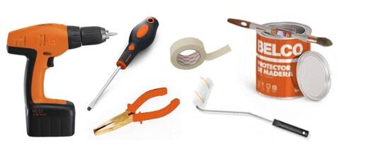 outils pour construire son poulailler