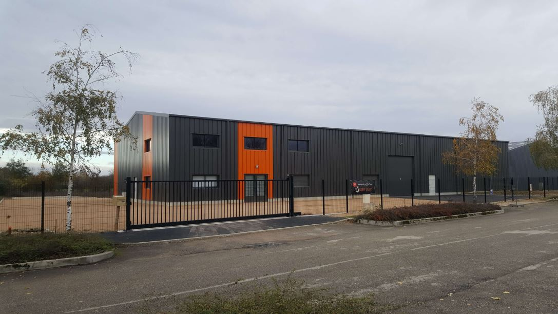 Entrepôt Poulailler Design en Isère France