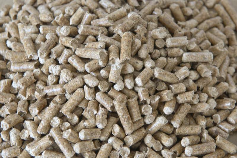 granulés de céréales aliment complet pondeuse
